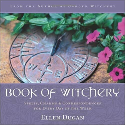 Book of Witchery by Ellen Dugan