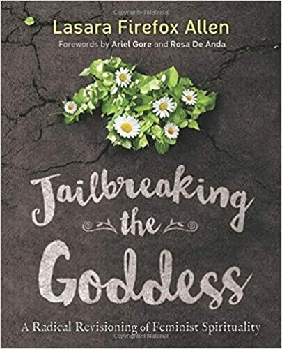 Jailbreaking the Goddess by Lasara Firefox Allen