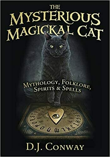 The Mysterious Magickal Cat by DJ Conway