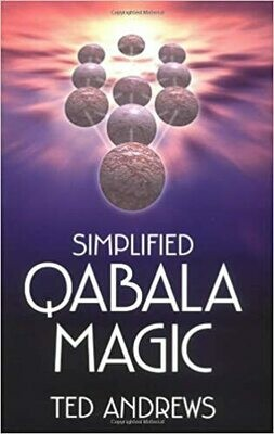 Simplified Qabala Magic by Ted Andrews