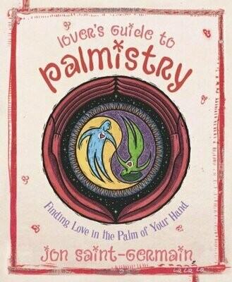 Lovers guide to Palmistry by Jon Saint Germain