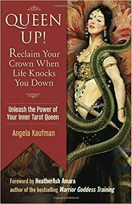 Queen Up by Angela Kaufman