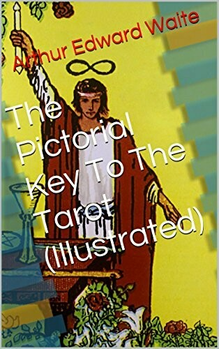 Pictorial Key to the Tarot pocket by A.E. Waite