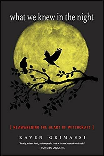 What We Knew In the Night by Raven Grimassi