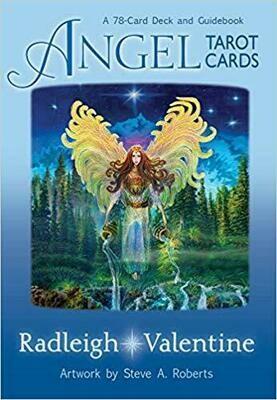 Angel tarot - Radleigh Valentine