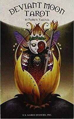 Deviant Moon Tarot deck by Patrick Valenza