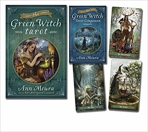 Green Witch Tarot deck by Ann Moura