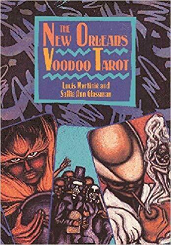 New Orleans Voodoo deck by Louis Martinie and Sallie Ann Glassman
