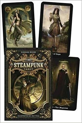 Steampunk Tarot by Barbara Moore