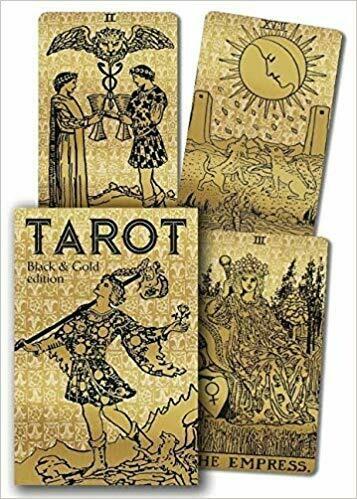 Tarot Black & Gold Edition