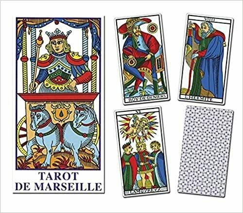 Tarot De Marseille by Jodorowsky & Camoin