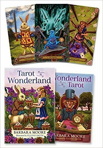 Tarot in Wonderland by Barbara Moore