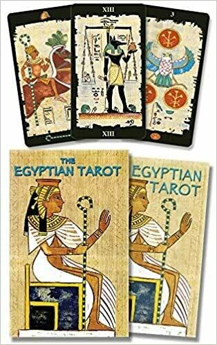 The Egyptian Tarot Kit