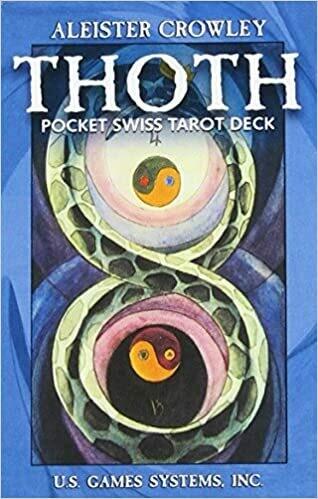 Thoth tarot pocket Swiss