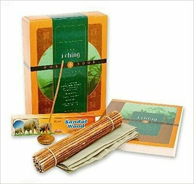 I Ching Workbook Deluxe Gift Set by Wu Wei