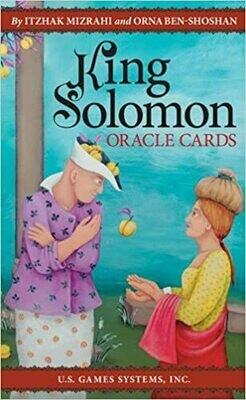 King Solomon Cards