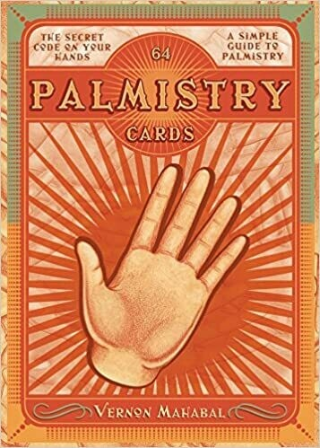Palmistry Cards by Vernon Mahabal