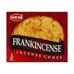 Frankincense HEM Cones