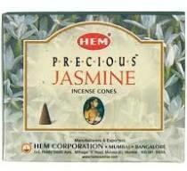 Precious Jasmine HEM Cones