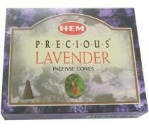 Precious Lavender HEM cones
