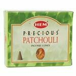 Precious Patchouli HEM cones