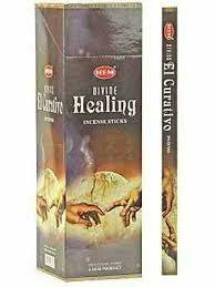 Divine Healing HEM square