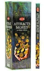 Attracts Money HEM square