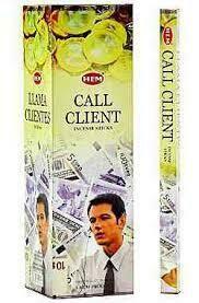 Call Client HEM square