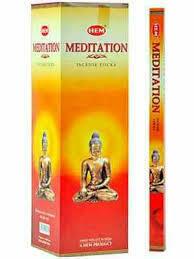 Meditation HEM square