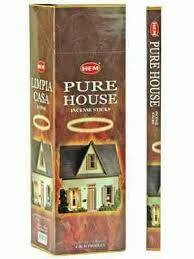 Pure House HEM square