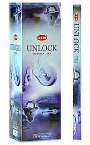 Unlock HEM square