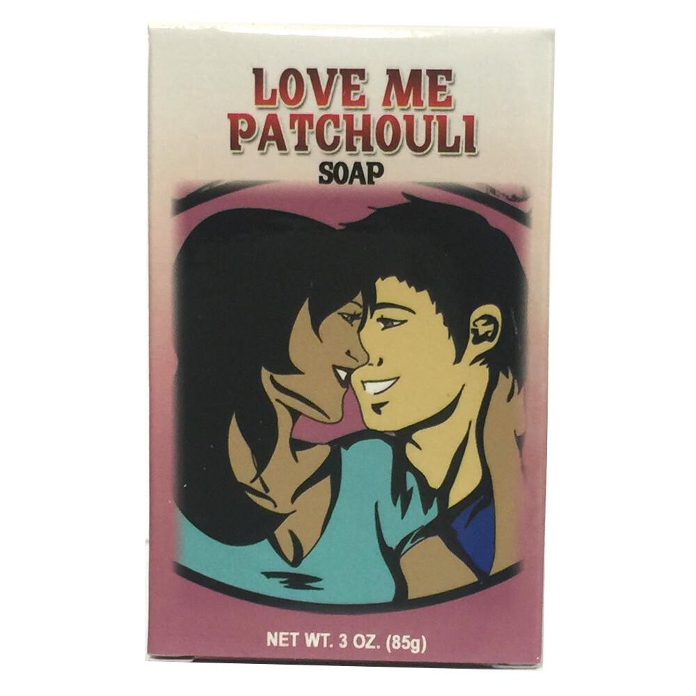 Love Me Patchouli Soap