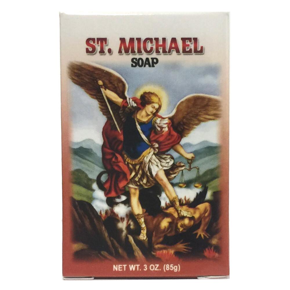 St Michael Soap