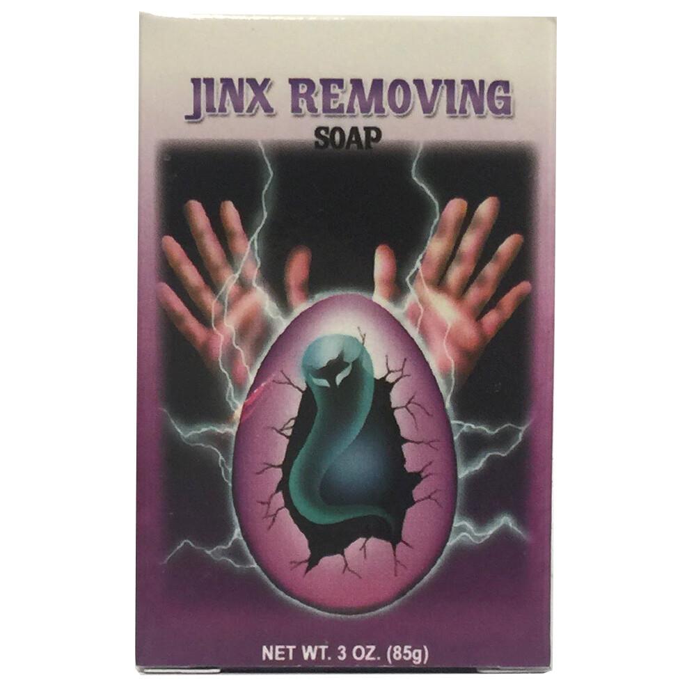 Jinx Removing soap