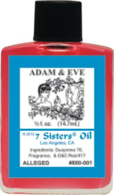 Adam & Eve oil 7sis