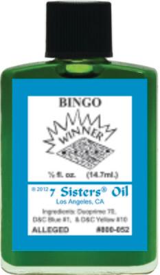 Bingo oil 7sis