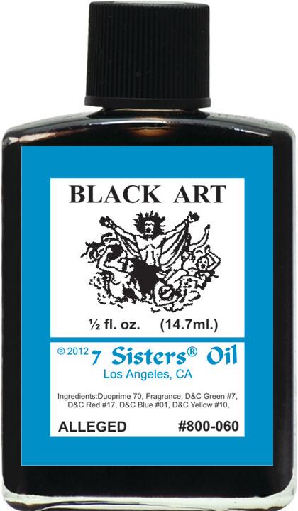 Black Art oil 7sis