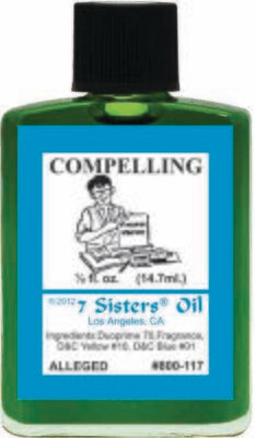 Compelling oil 7sis