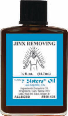 Jinx Removing oil 7sis