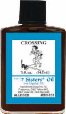 Crossing oil 7sis