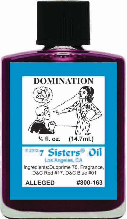 Domination oil 7sis