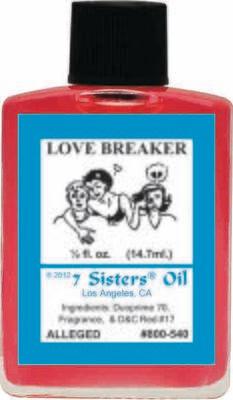 Love Breaker oil 7sis