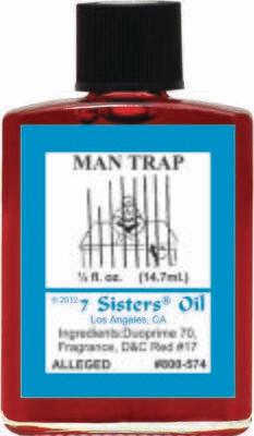 Man Trap oil 7sis