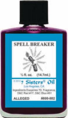 Spell Breaker oil 7sis