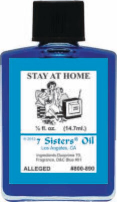 Stay At Home oil 7sis
