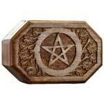Octagonal Pentagram Box 6x4