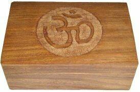 Wood Box Om 4x6