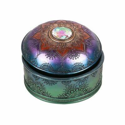 Mandala Trinket Box 13533