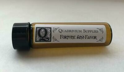 Fortune And Favor Oil - QO