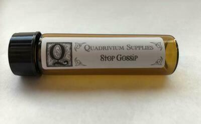 Stop Gossip Oil - QO